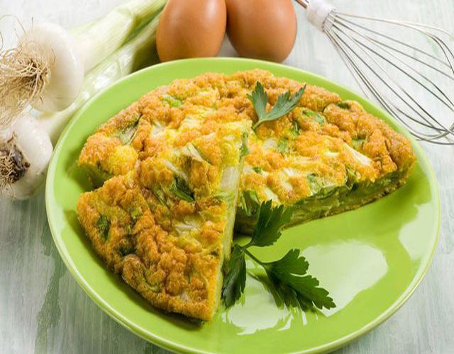 وصفة لتحضير عجة البيض المشوي بالفرن