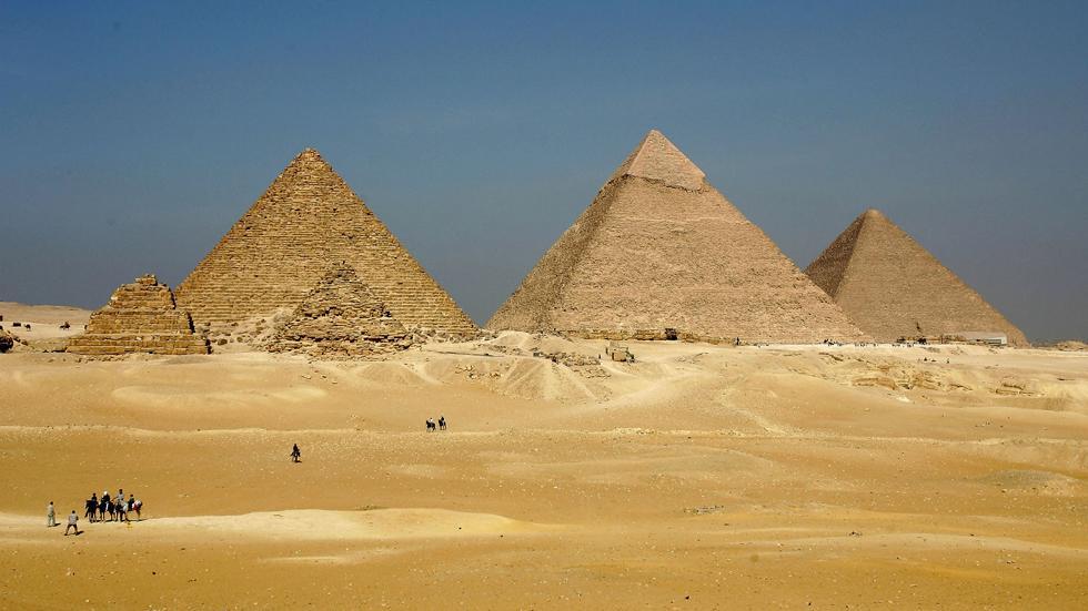 بالصور: معالم تاريخية.. من عجائب الزمن القديم
