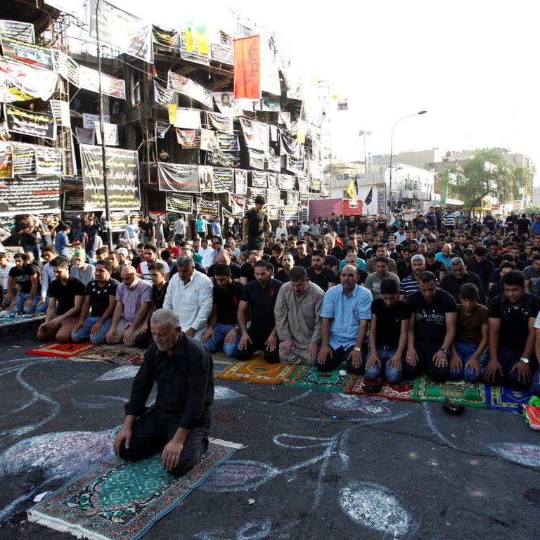 شاهد بالصور: فرحة عيد الفطر في 36 مدينة حول العالم
