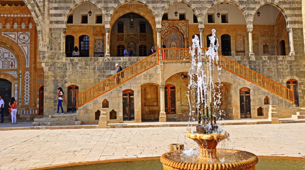 أشهر الأماكن السياحية في لبنان