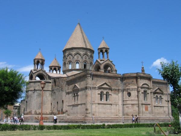 كاتدرائية إتشميادزين