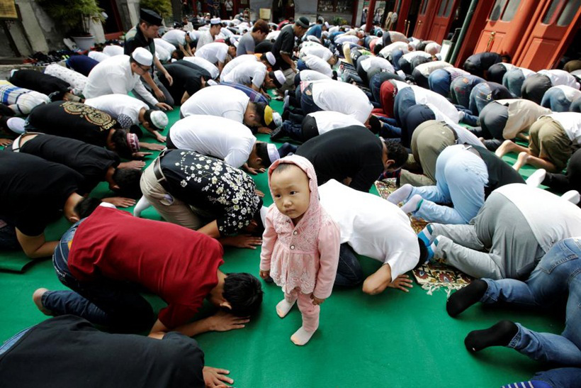 بالصور: هكذا يحتفل المسلمون حول العالم  بعيد الأضحى