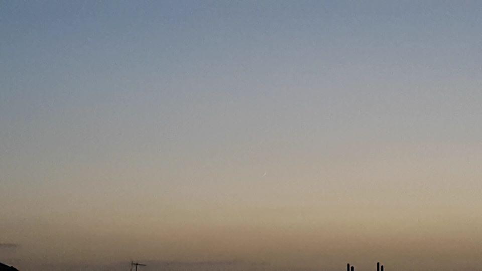 المبادرة المغربية للعلوم:بالصور هلال ذي الحجة ليلة التحري بالمدن المغربية