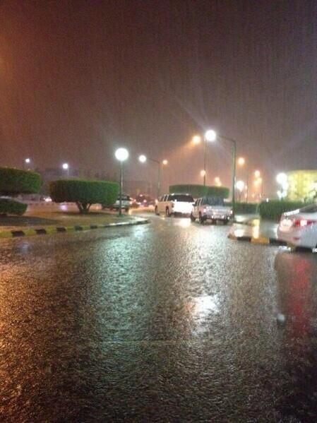 بعد ينبع ورابغ الامطار تقترب من جدة طقس العرب