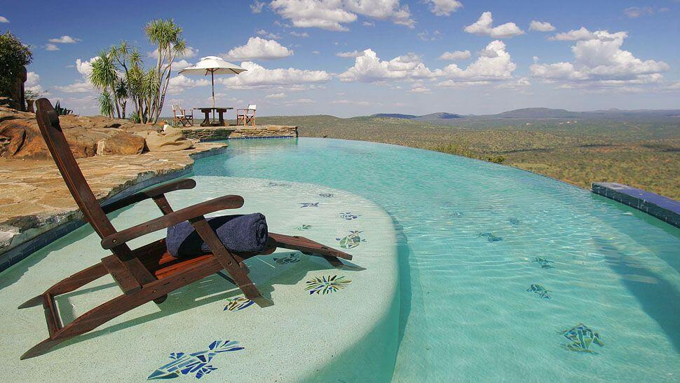 بالصور: منتجع لويزابا .. الطبيعة الساحرة في قلب السفاري الكينية