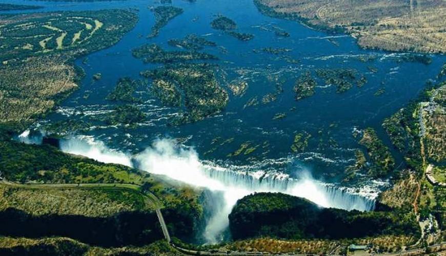 بالصور.. مجموعة من أجمل المناطق السياحية في العالم
