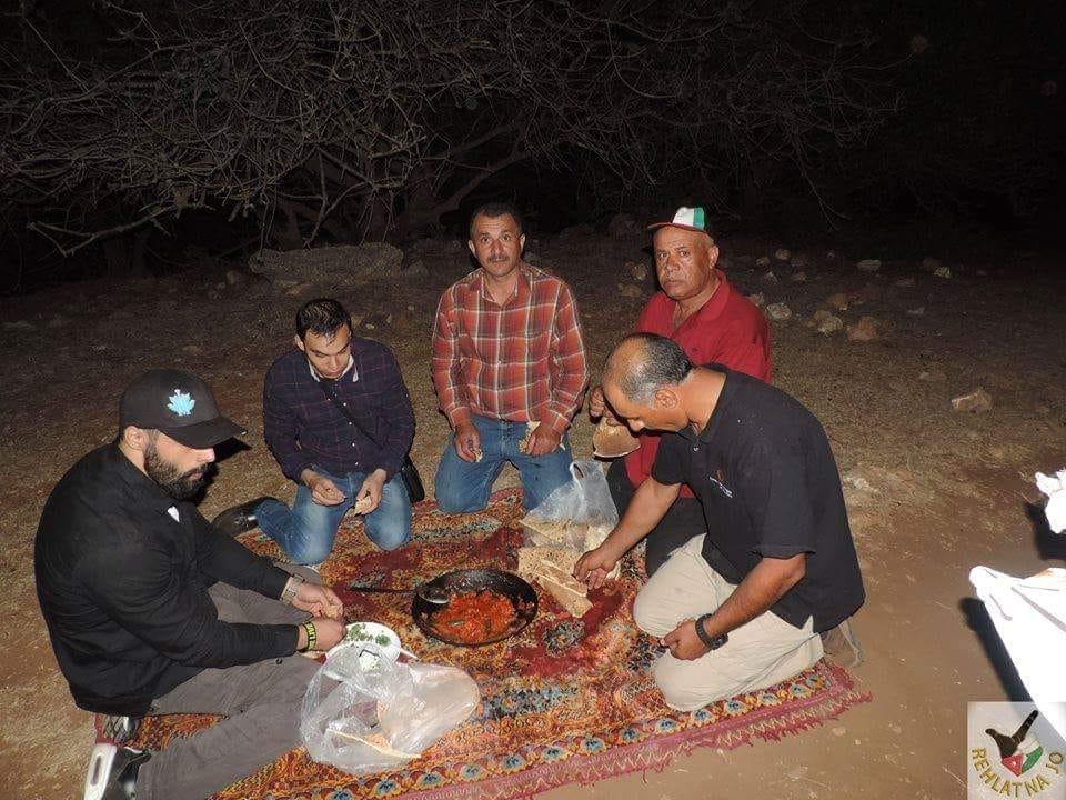 قمر الحصادين .. أمسية داخل غابات برقش مع مسير بدرب الحدّاره وعلى أنغام الشبابة