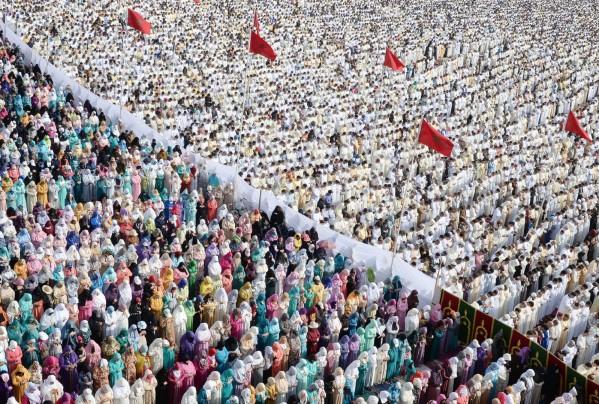 أجواء عيد الفطر السعيد في المغرب الأقصى | طقس العرب | طقس العرب