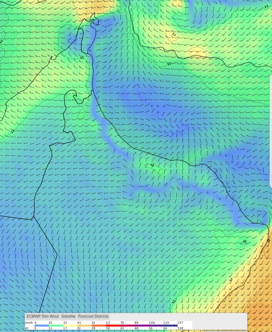 حالة الطقس في سلطنة عمان