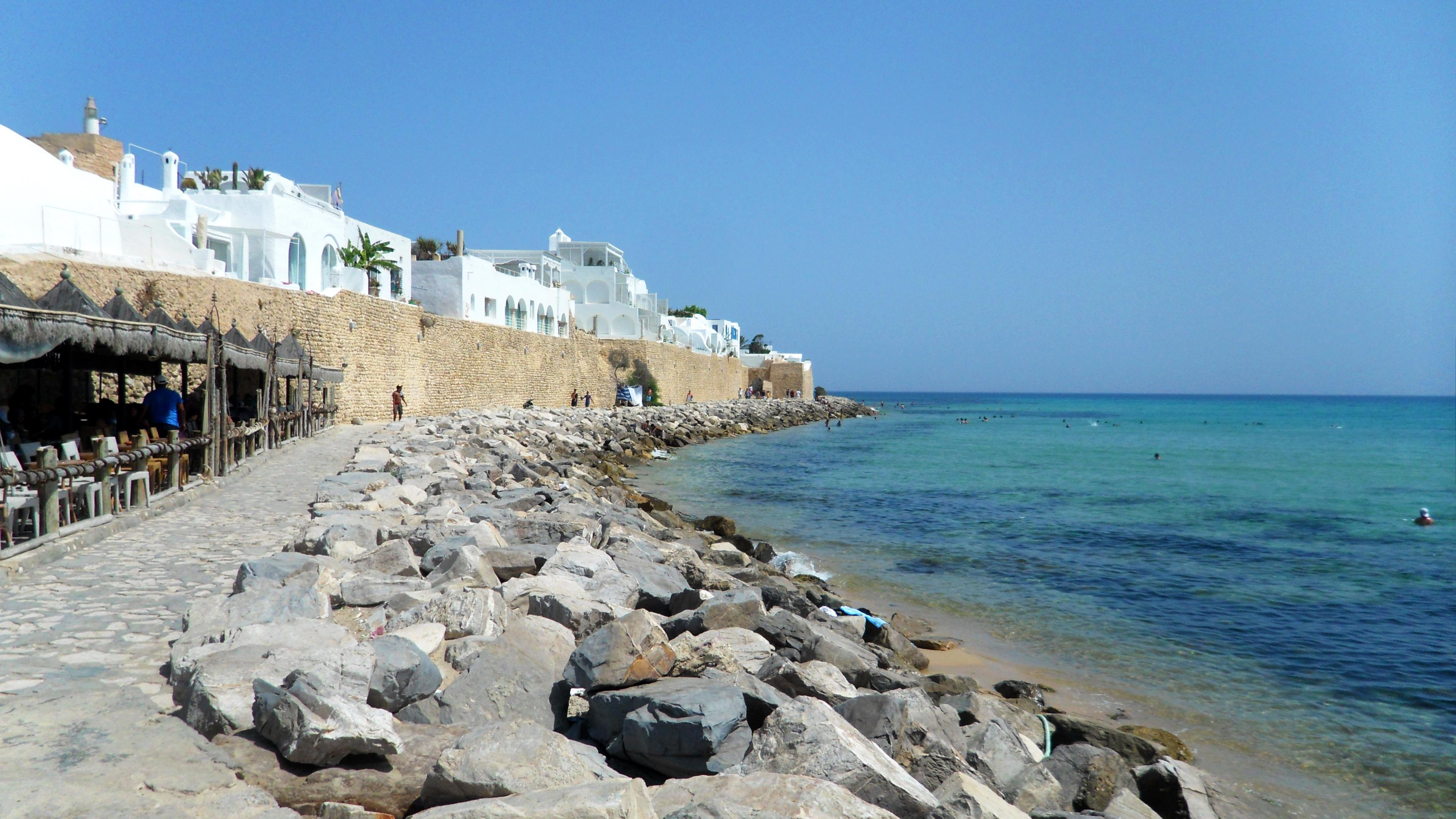 أفضل الأماكن السياحية في مدينة الحمامات التونسية طقس العرب