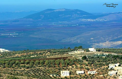 لهذه الأسباب تزداد غَزارة الأمطار في لواء الكورة وجبل عجلون عن بقية مناطق شمال الأردن  شتاًء!