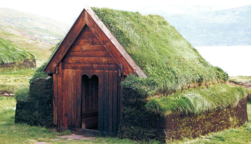 جرينلاند خالية من الجليد خلال فترة العصور الوسطى