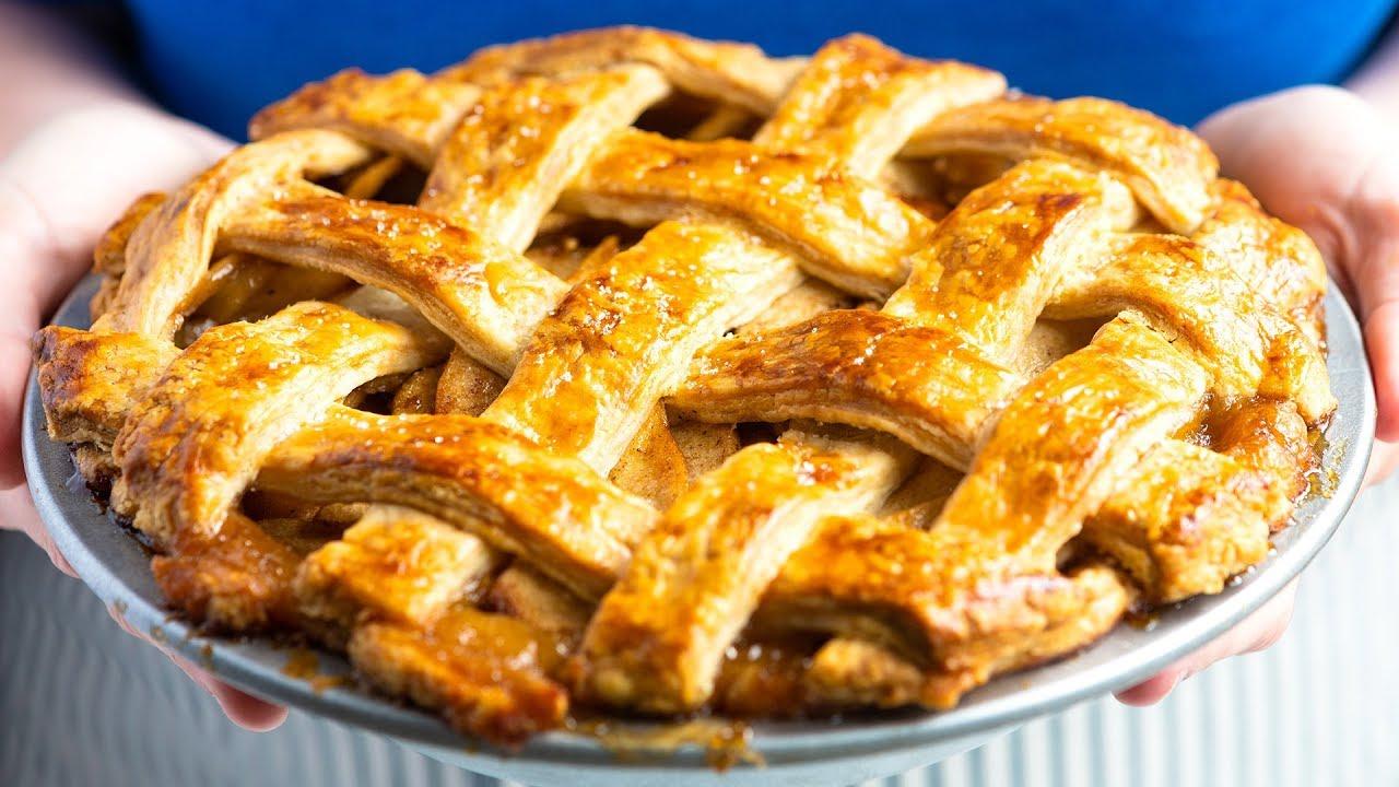 طريقة عمل فطائر التفاح السهلة