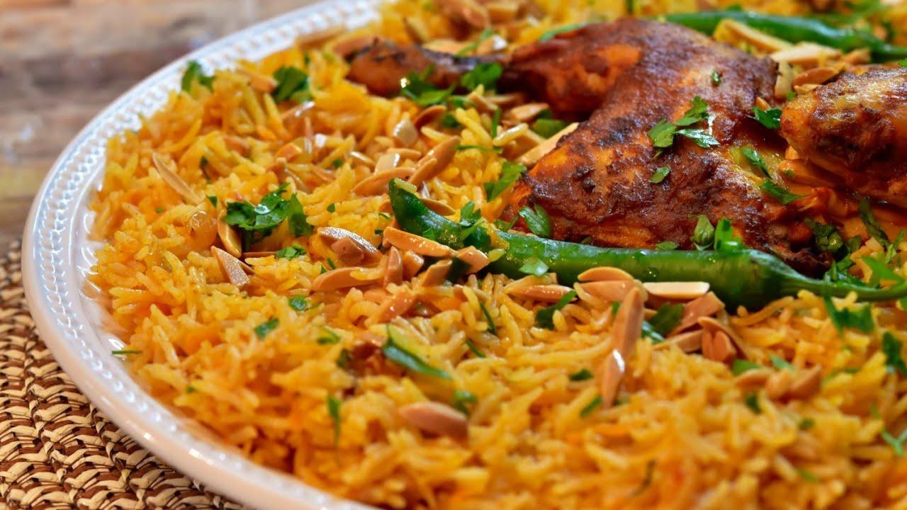 لإفطار رمضان.. طريقة عمل الأرز البخاري بالدجاج