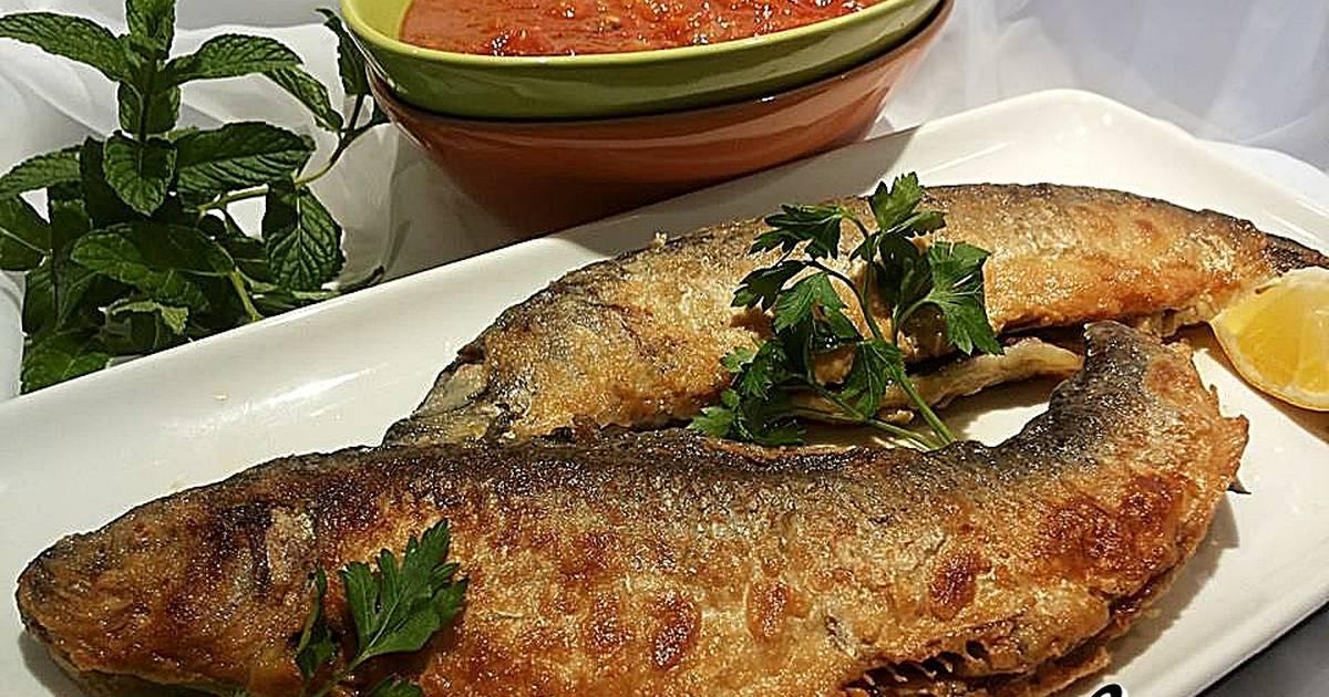 طريقة إعداد طبق سمك الفسيخ مع طاجن البندورة