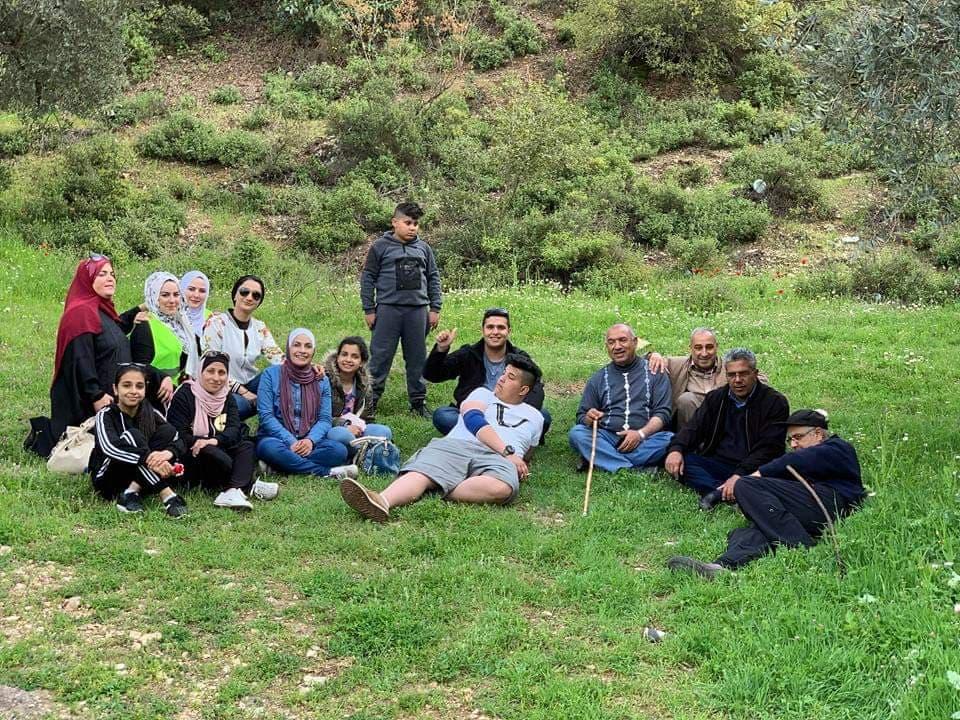 غابات برقش بلواء الكورة / اربد  تشهد مسارات بيئية وسياحية أثرية ناشطة