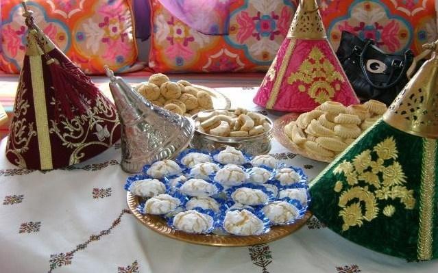 نوع آخر من حلوى العيد لدى المغاربة