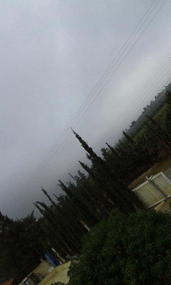 بالصور .. الضباب يلف مناطق واسعة في المملكة