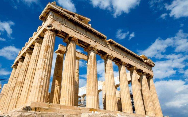 أثينا عاصمة اليونان