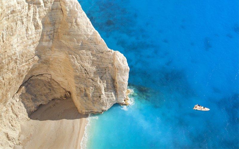 أفضل أوقات السفر الى جزر اليونان
