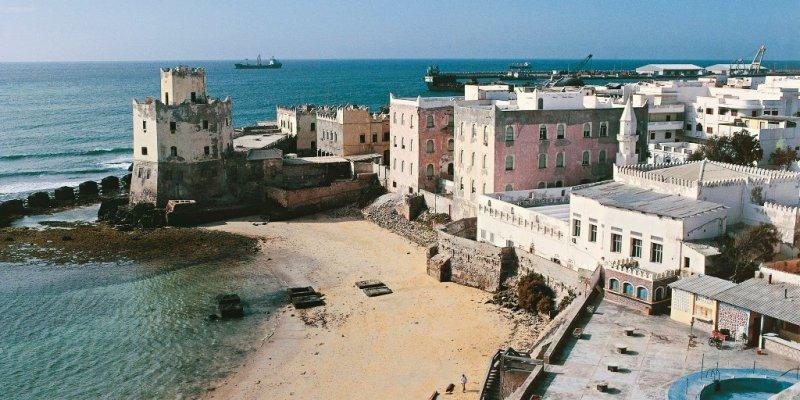 مقديشو في الصومال