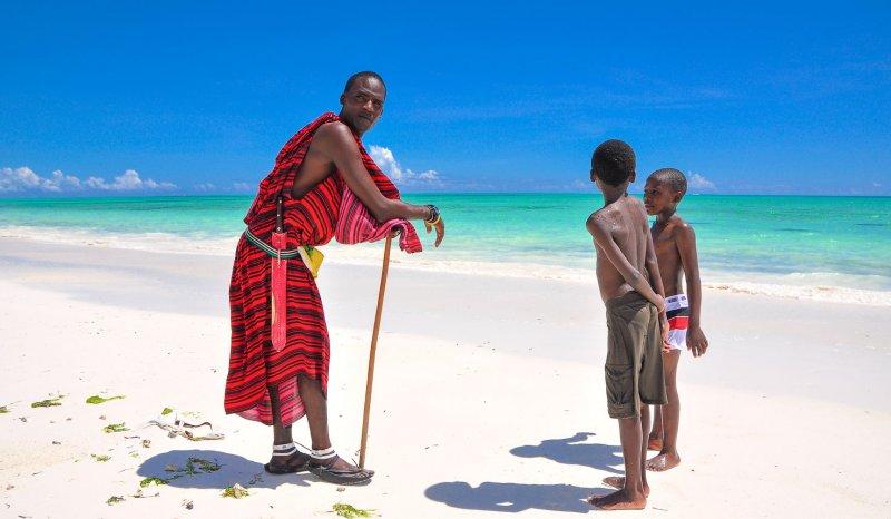 جزيرة زنجبار في تنزانيا