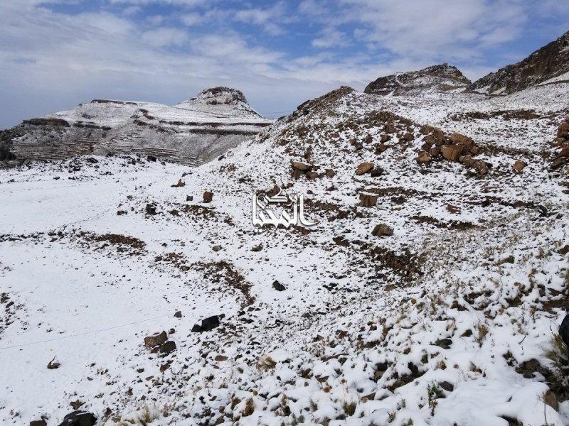 طقس جبل النبي شعيب