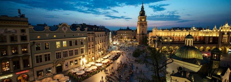 كراكوف بولندا