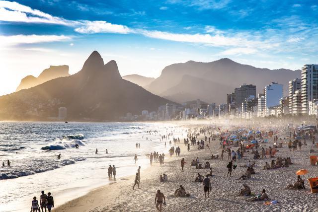 أفضل 5 شواطئ في ريو دي جانيرو طقس العرب