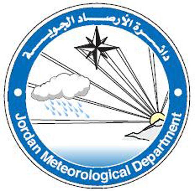 دائرة الأرصاد الجوية الأردنية