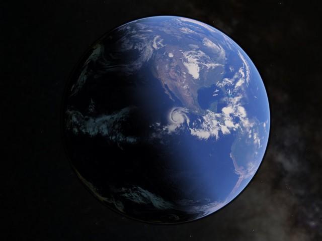 توقف حركة الطيران في الكويت لسوء الأحوال الجوية
